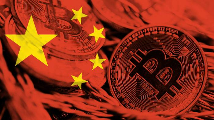 What's going on with cryptocurrency in China?